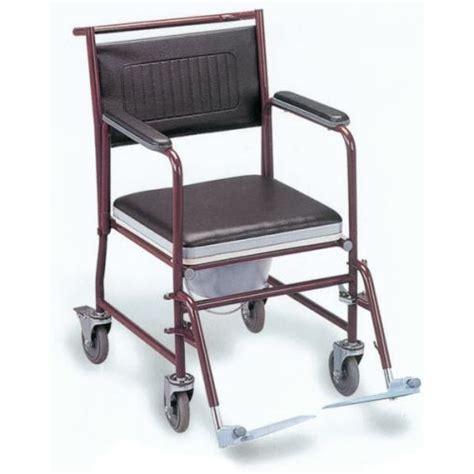 sedie comode per disabili sedia comoda per disabili su 4 ruote gima 27702 dim 44 cm