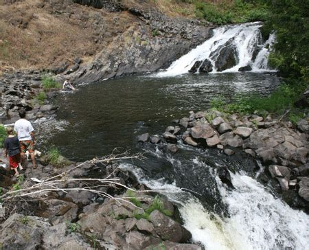 boating the inland northwest boating the inland northwest elk creek falls clearwater