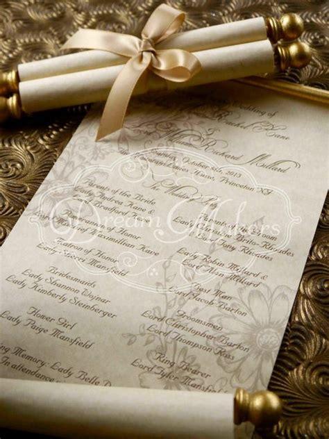 desain undangan pernikahan gulung undangan pernikahan gulung undangan pernikahan