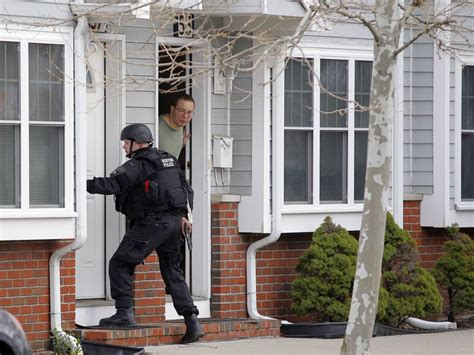 Fbi At Door by Fbi Hopes To Speak With Bombing Suspect S Salon