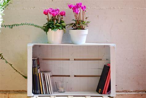 riciclo cassette di legno come riciclare le cassette della frutta idee e suggerimenti
