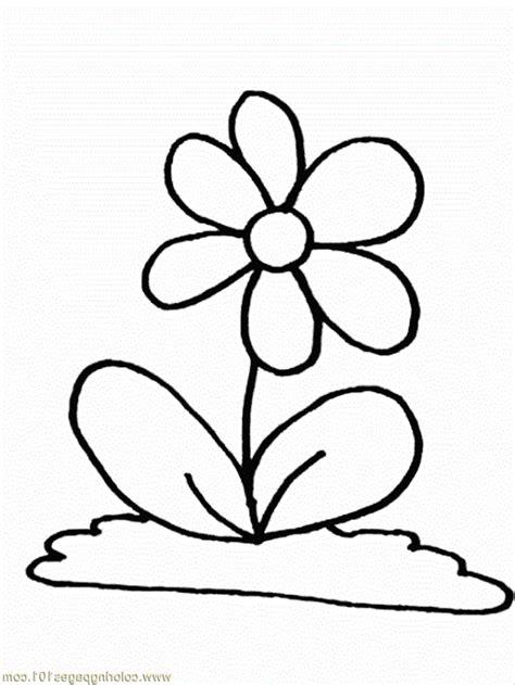 gambar kartun bunga hitam putih kartun kocak