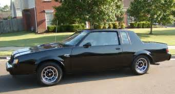 Buick Gn My Bloggy Experience 1986 Buick Grand National