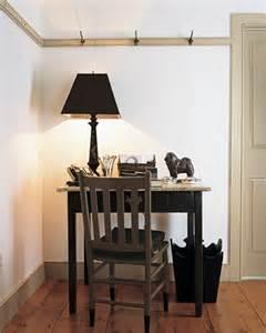 Best Of Living S Colorful Rooms Martha Stewart Home Garden Martha Stewart Corner Desk