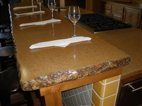 Concrete Countertops That Look Like Granite by Concrete Countertops That Look Like Granite Slabs Rustic Kitchen Los Angeles By Concrete