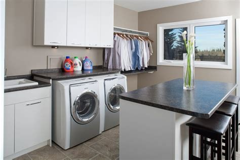 counter top washer and dryer the house
