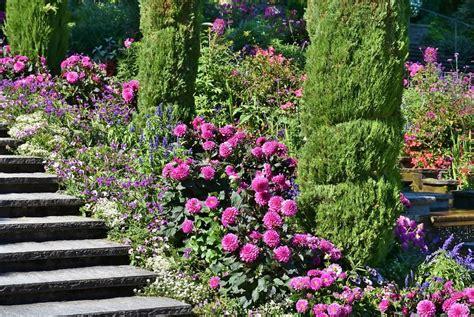 große gärten anlegen treppe versch 246 nern idee