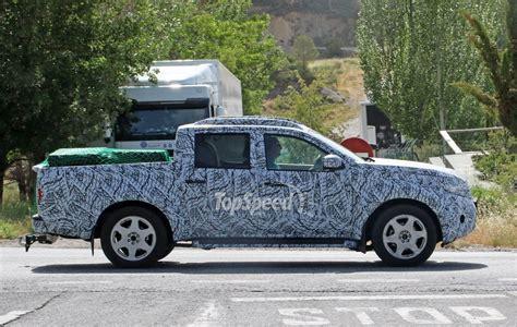 2020 Mercedes Benz Pickup Truck Exclusive Picture