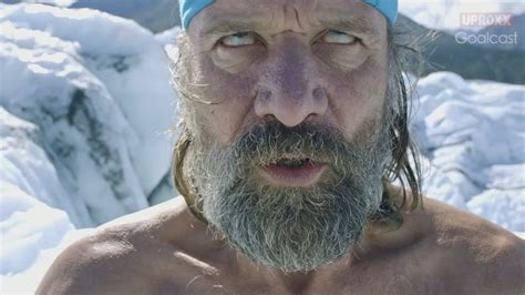 How Wim Hof Became The Real Iceman   Goalcast