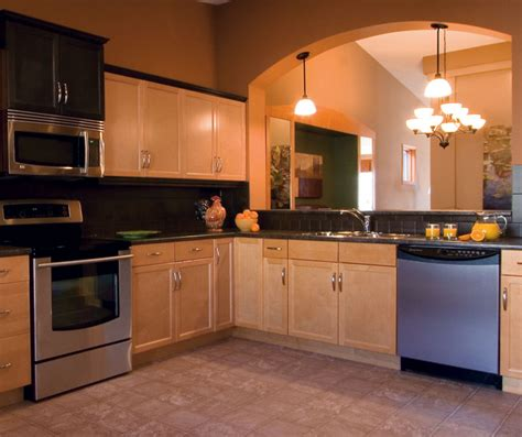 Kitchens With Light Maple Cabinets with Light Maple Kitchen Cabinets Kitchen Craft Cabinetry