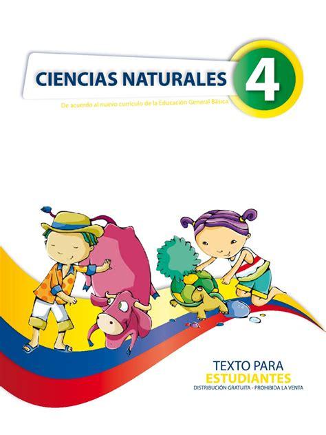 libro de ciencias naturales de 5 basica naturales 4 by quito ecuador issuu