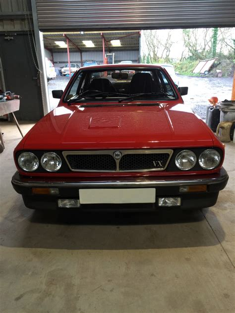 Lancia Volumex Lancia Beta Volumex Update