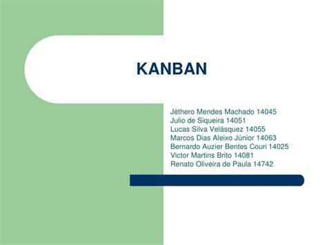 kanban card template ppt ppt kanban powerpoint presentation id 1007319