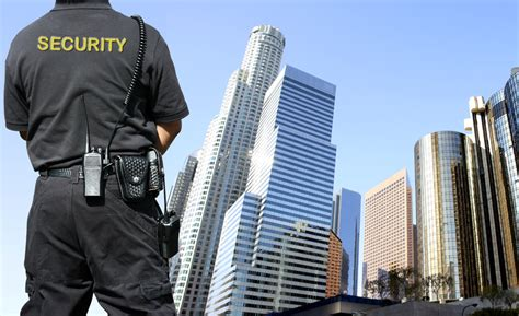 contract security guard tips integrated security
