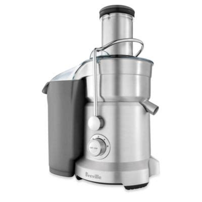 bed bath and beyond breville buy breville 174 juice fountain plus from bed bath beyond