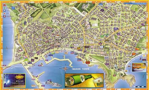 mappa giardini naxos naxos turisti faidate mappe varie
