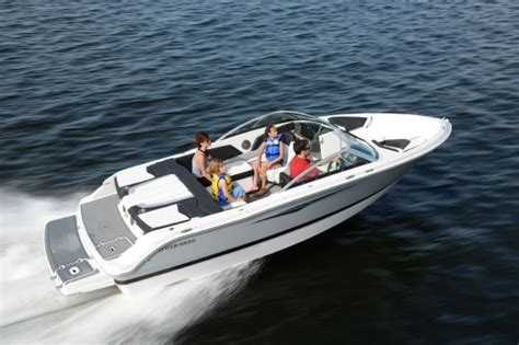 four winns boat test 2014 four winns horizon 200 tested reviewed on boattest ca