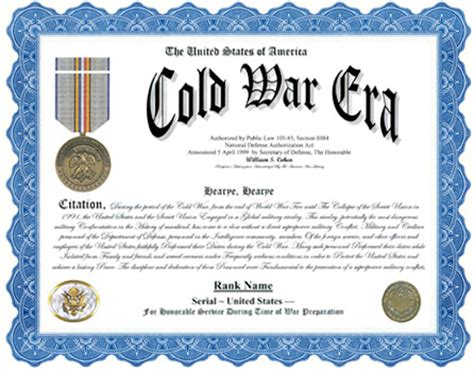 cold war medal application form cold war cert 1 images femalecelebrity