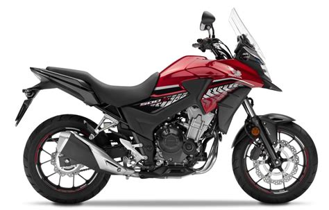 Honda Motorrad Neu by 2017 Honda Cb500x Review Of Specs New Changes