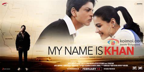 film india terbaru my name is khan لمسات السينما الهندية في بعض الأفلام العالمية