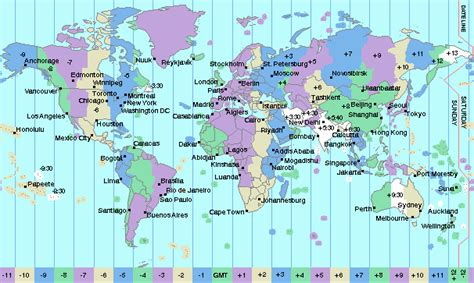 usa time zone map names map of us time zones with the state names