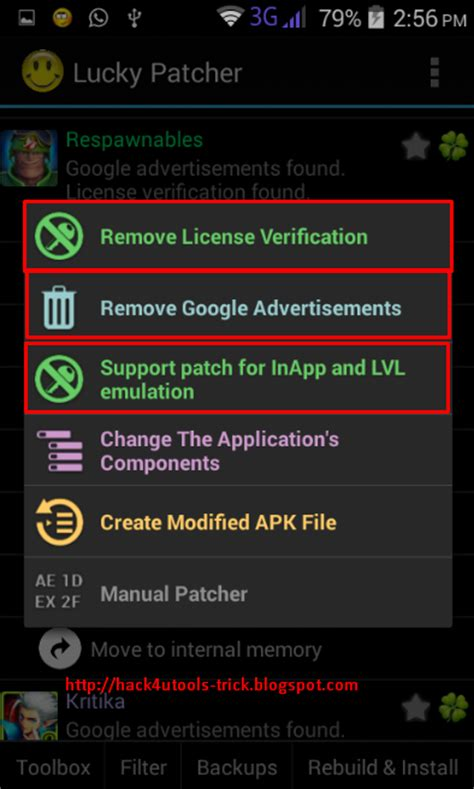 cara mod game offline android dengan lucky patcher hack and patch any android apps and games by lucky patcher
