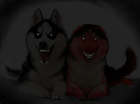 imagenes de smiledog jpg creepypasta the smile dog by fuchsiademongirl on deviantart