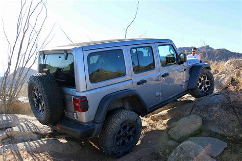 first jeep first drive 2018 jeep wrangler jl