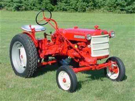 Used Farm Tractors For Sale Restored 1959 Cub Lo Boy