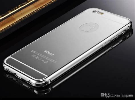 Soft Ultrathin Ume Lg G5 Se iphone 6 luxury aluminum ultra thin mirror metal