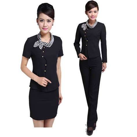 100 cotton fashion hotel front office uniform buy hotel