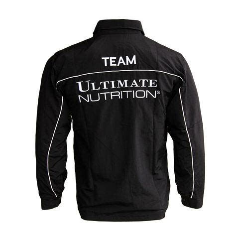 Harga Clear Muscletech team ultimate nutriton jacket jual jacket olahraga