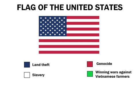 color representation a flag meme flag color representation parodies