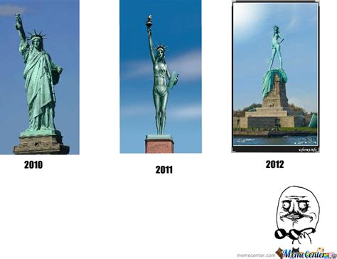 Statue Of Liberty Meme - statue of liberty by gelopogi18 meme center
