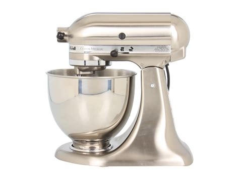 Custom Kitchenaid Stand Mixer kitchenaid ksm152ps custom metallic series 5 qt stand