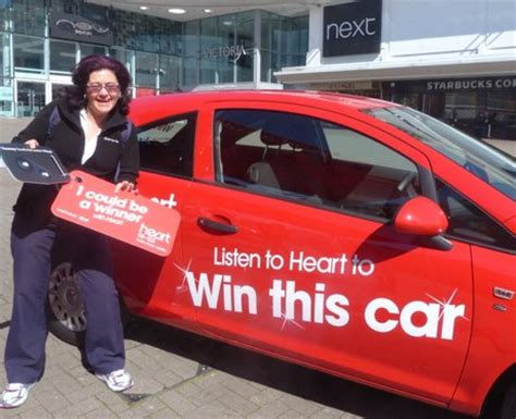 Today Car Giveaway - vauxhall corsa sting car giveaway heart angels vauxhall corsa sting car heart