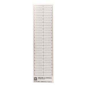 Square D Load Centers Page 2 Graybar Store Square D Breaker Panel Label Template