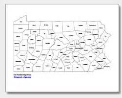 printable pennsylvania maps state outline county cities
