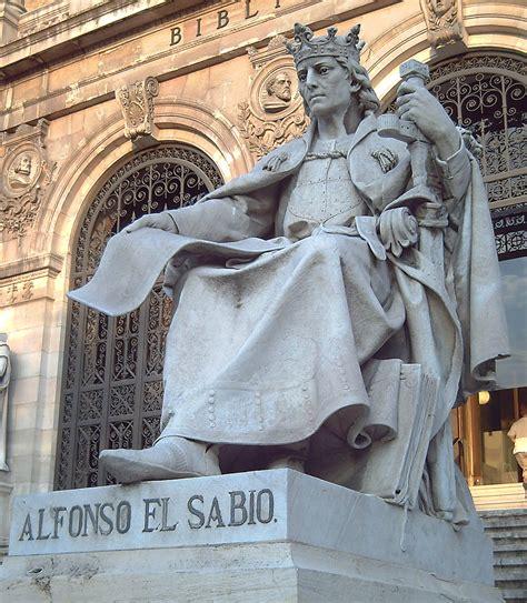 biografia corta de leon x alfonso x el sabio taringa