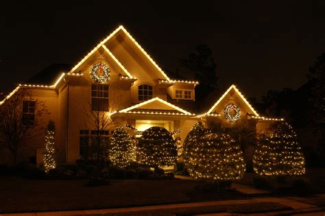 outdoor christmas lights withal bringing the spirit of