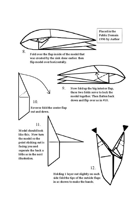 Complex Origami Diagrams Pdf - imperial college origami society