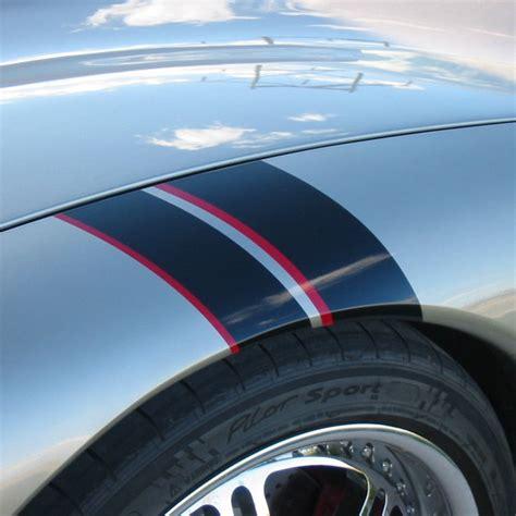 corvette fender stripes c5 corvette gs fender hash stripe 2 vettestripes