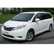 The Toyota Sienna Has 7/8 Seats Look At Video Review Of