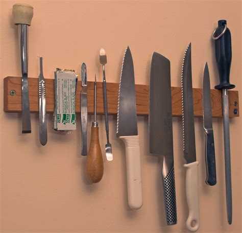 kitchen knife storage kitchen design photos