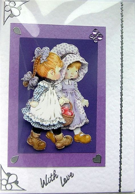 3d Decoupage Prints - 53 best paper tole cards crafts images on