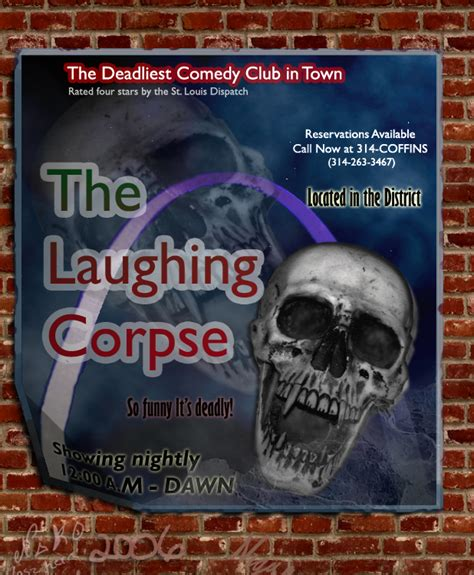 The Laughing Corpse 3 the laughing corpse poster 2 by on deviantart
