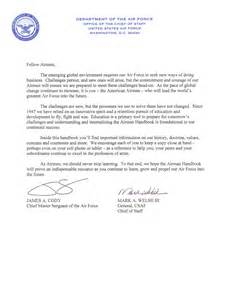 Letter Of Intent Air Writing A Letter Of Recommendation Usaf Ranks Mfacourses744 Web Fc2