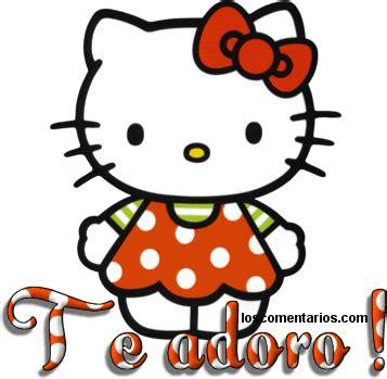 imagenes de buenos dias con hello kitty san valent 237 n hello kitty frases amor imagenes y frases