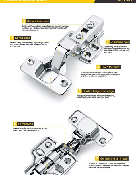 European Style Cabinet Hinges by Clip On Dischargeable Concealed European Style Cabinet