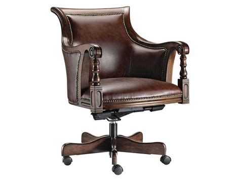 wood office chair leather swivel office chairs for adding glamorous in